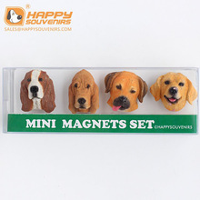 kids of puppy series 3D fridge magnets