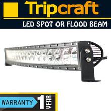Led Bar light off road 100W offroad light bar lamp flood spot combo 9-30v DC waterproof IP67