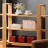 Easy Living 3 Tier Book Shelf Unit