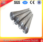 China professional manufacture W1 pure polished tungsten rod