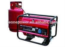5kw natural gas/liquefied petroleum gas generator