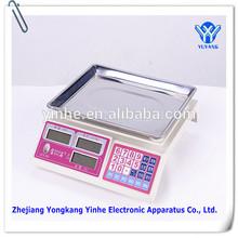 30kg LED LCD price computing balance