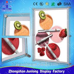 Acrylic frame LED light box, Acrylic Poster Frame, Advertising Light Box