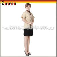 Wholesale workwear housekeeping staff uniform