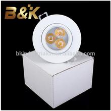 High quality Long lifespan white color 5W cob LED spot light