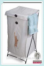 Designer latest felt round laundry bag