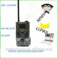 12MP 1080P Infrared Digital Email Trail Camera via GSM/GPRS