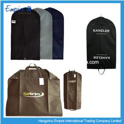 Wholesale Customized Foldable Suit Cover,Garment Bag,Non-woven Suit Bag