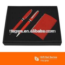TTX-GF01 2014 Good for sell business gift pen set,gift pen