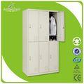 مهنية k/ d 6 أبواب نادي رياضي/ غرفة نوم/ المصنع باستخدام خزانات التخزين الصلب مسحوق المغلفة
