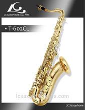 Musical instrument tenor saxophone