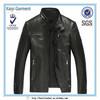 2015 waterproof leather fashion mens slim jackets