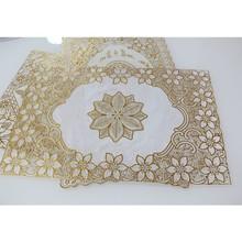 EZS Plastic Table Mat (Table Coaster, Table Placemat, Fancy Table Mat)