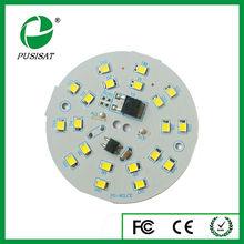 Manufacturer hot sale 220V led smd pcb board 3 5 7 9 12 15W