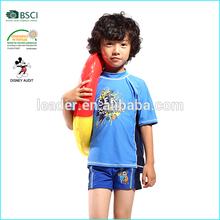 Wholesale UV Sun Safe Boys Beachwear
