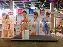 6mX6m aluminum exhibition booth