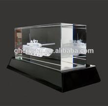 Home Decoration Exquisite 3D laser Crystal