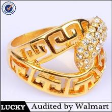 Valentine's Day Unique Jewelry Wholesale Fashion Ring Design