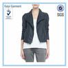 2015 wholesale leather jacket plus size woman garment buyer in usa