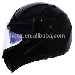 ECE DOT scooter helmet decals, Flip up helmet racing helmet with dual visor
