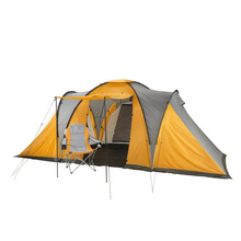 6 person family outdoor camping tent manufactures