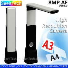 customization Image edit document camera and projector