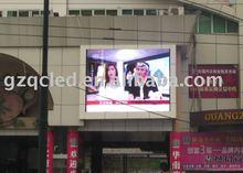 Shopping wall outdoor led display 7 segment led display