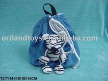 plush toy animal bags