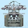 4 pistas JERSEY simple de algodón de la camiseta que hace la máquina de tejer CIRCULAR