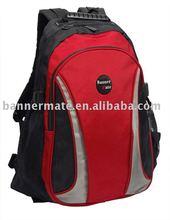 1680D & 420D school bag with laptop compartment