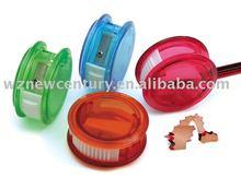 circular Plastic Pencil Sharpener