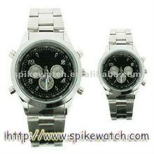 Couples Metal gift watch set