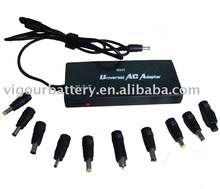 New 90W Super Thin Universal laptop adapter with 10pcs DC tips for HP COMPAQ SONY DELL SAMSUNG ASUS ACER laptops