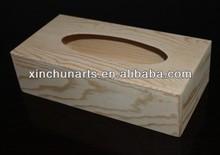 cheapest wooden tissue box holder