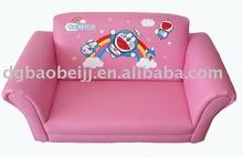 kid 2 seat leather sofa