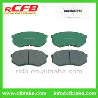 car part car brake pad for toyota cressida , pick up , hilux
