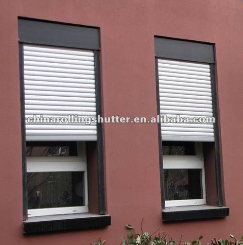 German Window Shutters Window Shutters View Electric
