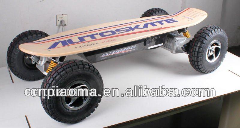Bigger power Electric Skateboard with brushless motor