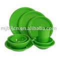 Durable de melamina vajilla / de plástico vajilla de melamina vajilla