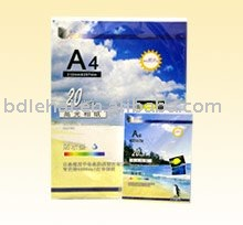210GSM Glossy waterproof inkjet photo paper