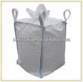 U- panel de costura reforzada blanco bolsa grande del surtidor