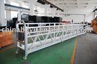 ZLP630 aluminum facade cleaning machine / Electric Gondola/ Suspended Platform/ Gondola / Cradle