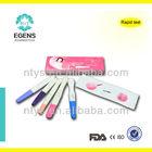 Rapid Test kit strip pregnancy test kit
