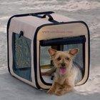 Pet Carrier collapse design