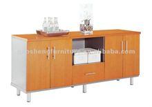 Wooden unique file cabinets
