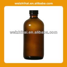 120ml Amber Bottle