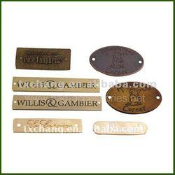 metal name tags for handbags