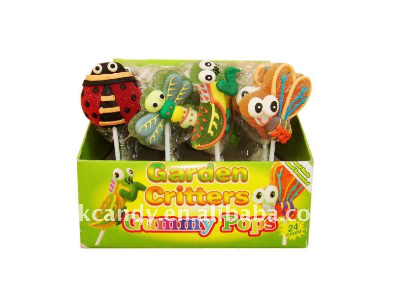 Cutie Bugs Jelly Lollipop - Buy Animal Shaped Jelly Lollipops,Jelly ...