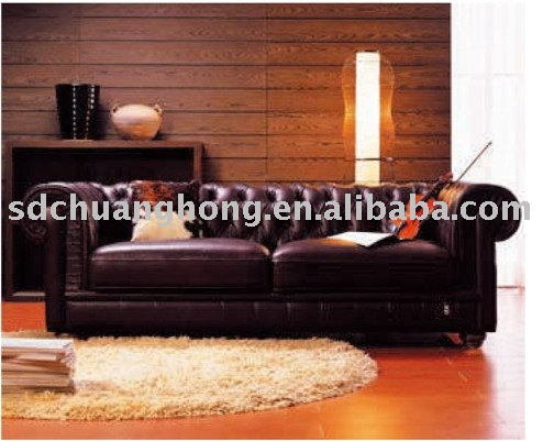 new design CH-S005 Modern Leather sofa , italy leather sofa, hot sale sofa set