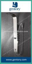 barre de douchtour de douche base de douche accessoire de douche colonne de douche -304 Matt Stainless Steel Shower Panel - S077